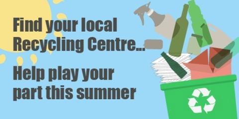 Find your Local Community Recycling Centre Image