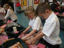 Seafield PS Paper Making 2