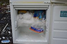 Fridge/freezer (bad)